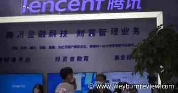 China's Tencent ordered to end exclusive music contracts - Weyburn Review