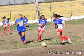 El fútbol femenino también se prepara para su regreso - Diario San Rafael