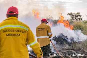 Alerta de incendios en Mendoza - Diario San Rafael