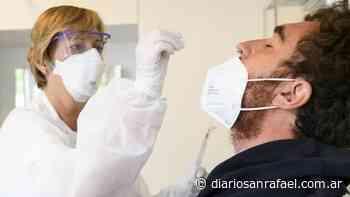 COVID- 19 en San Rafael: Se informaron 44 nuevos casos y una muerte - Diario San Rafael