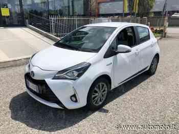 Vendo Toyota Yaris 1.5 Hybrid 5 porte Active usata a Cantu', Como (codice 9381993) - Automoto.it