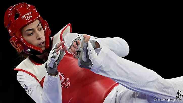 Taekwondo-Sportlerin Kimia Alizadeh: Sie kämpft für ihre Freiheit - DER SPIEGEL