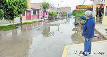 Colapso de canales de regadío inundó calles de pueblos jóvenes de Nuevo Chimbote - Diario Correo