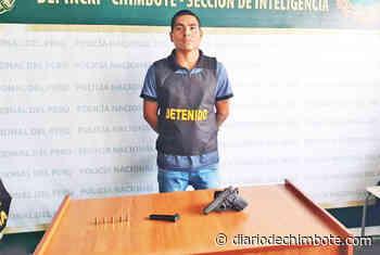 CAE IMPLICADO EN ASESINATO - Diario de Chimbote