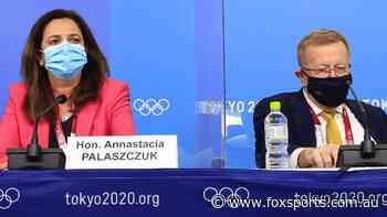 John Coates claims he was 'taking a hit' for Annastacia Palaszczuk in controversial press conference