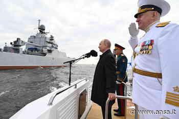 Putin, la flotta russa è in grado di sferrare attacchi letali - ANSA Nuova Europa