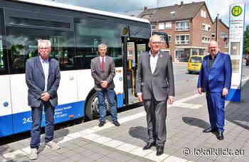 LOOK Busreisen hat Stadtbus-Verkehr in Goch übernommen - Lokalklick.eu - Online-Zeitung Rhein-Ruhr