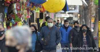 Confirmaron 200 nuevos casos de coronavirus y 20 muertes en Mendoza - Los Andes (Mendoza)