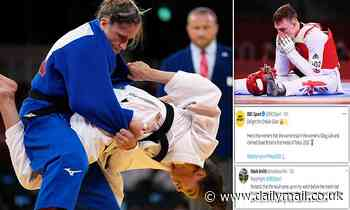 BBC is blasted by angry viewers for tweeting SPOILERS of British Olympians winning medals