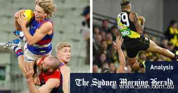 AFL mark of the year competition fires up