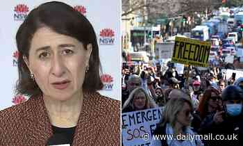 Gladys Berejiklian denies reports Sydney will be in Covid lock down until September