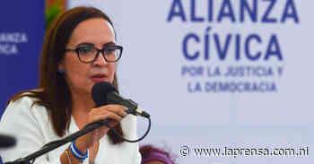 """María Asunción Moreno renuncia al Comité de Enlace de la Alianza Ciudadanos por la Libertad y señala """"anomalías"""" en la toma de decisiones de CxL - La Prensa (Nicaragua)"""