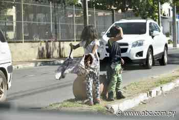 San Lorenzo y Asunción tienen la mayor cantidad de abordajes en calle en niños de 0 a 17 años - Nacionales - ABC Color