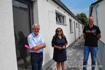 Gottmadingen: Innenhof kann bald bezogen werden | SÜDKURIER Online - SÜDKURIER Online