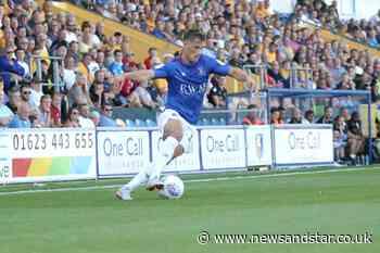 Ex-Blues: New deal for Blackpool striker ahead of Brunton Park reunion - News & Star