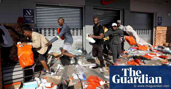 'Eid was very different': my fortnight watching South Africa descend into chaos