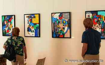 Die Phantasie kultivieren und pflegen – Otmar Alt in der Galerie ... | SÜDKURIER Online - SÜDKURIER Online