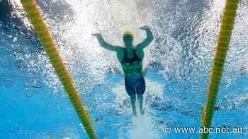 Live: Emma McKeon about to race for gold in 100m butterfly final