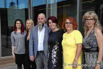 Radolfzell: Friseur-Innung unter neuer Leitung: Marilena Mangili aus Böhringen übernimmt das Amt von Obermeister Martin Jetter - SÜDKURIER Online