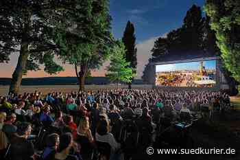 Radolfzell: Filmnächte für die ganze Familie: In Radolfzell gibt es am ersten Sommerferien-Wochenende wieder Freiluftkino am Seeufer - SÜDKURIER Online