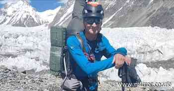 Brit dies in avalanche on K2 during bid to scale unclimbed path to summit