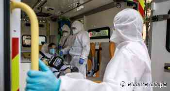 Francia registra 15.000 nuevos contagios de coronavirus y un aumento de hospitalizaciones en un día - El Comercio Perú