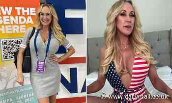Porn star who was kicked out of Florida Republican conference says she is victim of 'cancel culture'