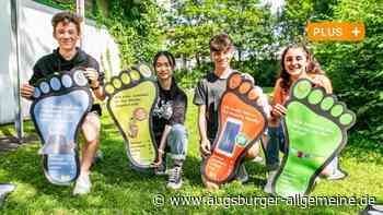 So will das Paul-Klee-Gymnasium in Gersthofen die Erde retten helfen - Augsburger Allgemeine