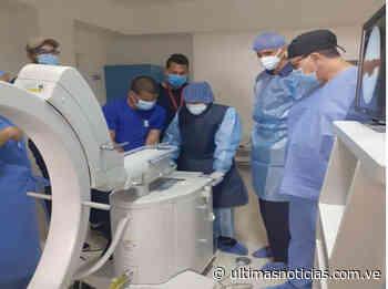 Recuperan 46 equipos de alta tecnología en el hospital de Coro - Últimas Noticias