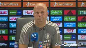 Arne Slot weet niet of Feyenoord nog spelers kan gaan halen - RTV Rijnmond