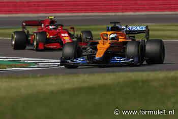 Sainz: 'Een McLaren is het moeilijkst om in te halen' - Formule1.nl