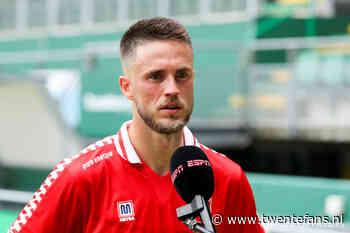''Mijn doel is Europees voetbal, dat wil ik naar FC Twente halen'' - TwenteFans