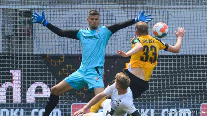 Souveräne Rückkehr von Dynamo Dresden: Sieg gegen Ingolstadt - sportschau.de