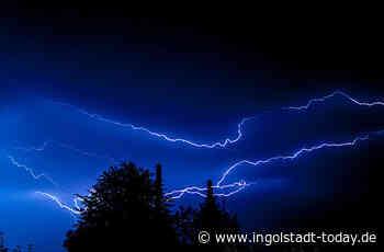 Gewitterfront über Bayern - Ingolstadt-Today.de