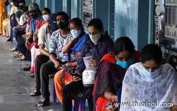 Coronavirus updates | People who are immune compromised may need vaccine booster, says expert - The Hindu