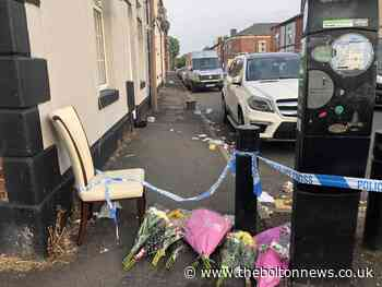 MURDER PROBE: Neighbour saw woman on fire in Bury street - The Bolton News