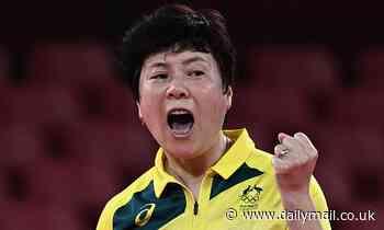 Australian Olympic underdog: Women's table tennis star Jian Fang Lay