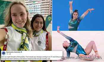 Gymnastics Tokyo Olympics: Aussie athlete fires back after governing body said 'it wasn't our night'