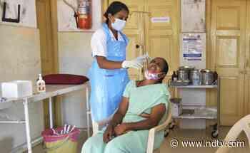39,361 Fresh Coronavirus Cases In India, Marginally Lower Than Yesterday - NDTV