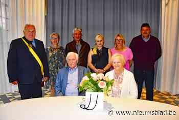 Diamant voor Karlos en Anita (Roeselare) - Het Nieuwsblad