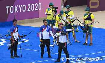 Tokyo Olympics Australia Archery loses to Taiwan in thriller