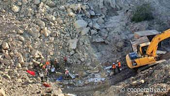 Tras un mes de búsqueda, hallan el cadáver del segundo minero desaparecido en Ovalle