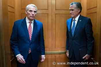 Senators race to seal infrastructure deal as pressure mounts