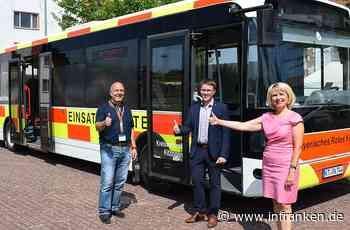 Impfen leicht gemacht: Impfbus tourt durch den Landkreis Kitzingen