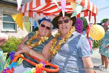 Buren verrassen gouden paar Firmin en Denise