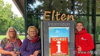 Emmerich: Robin Gosens zu Gast in der Tourist-Info Elten - NRZ
