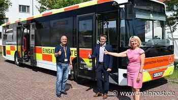 Impfen leicht gemacht: Impfbus tourt durch den Landkreis Kitzingen - Main-Post