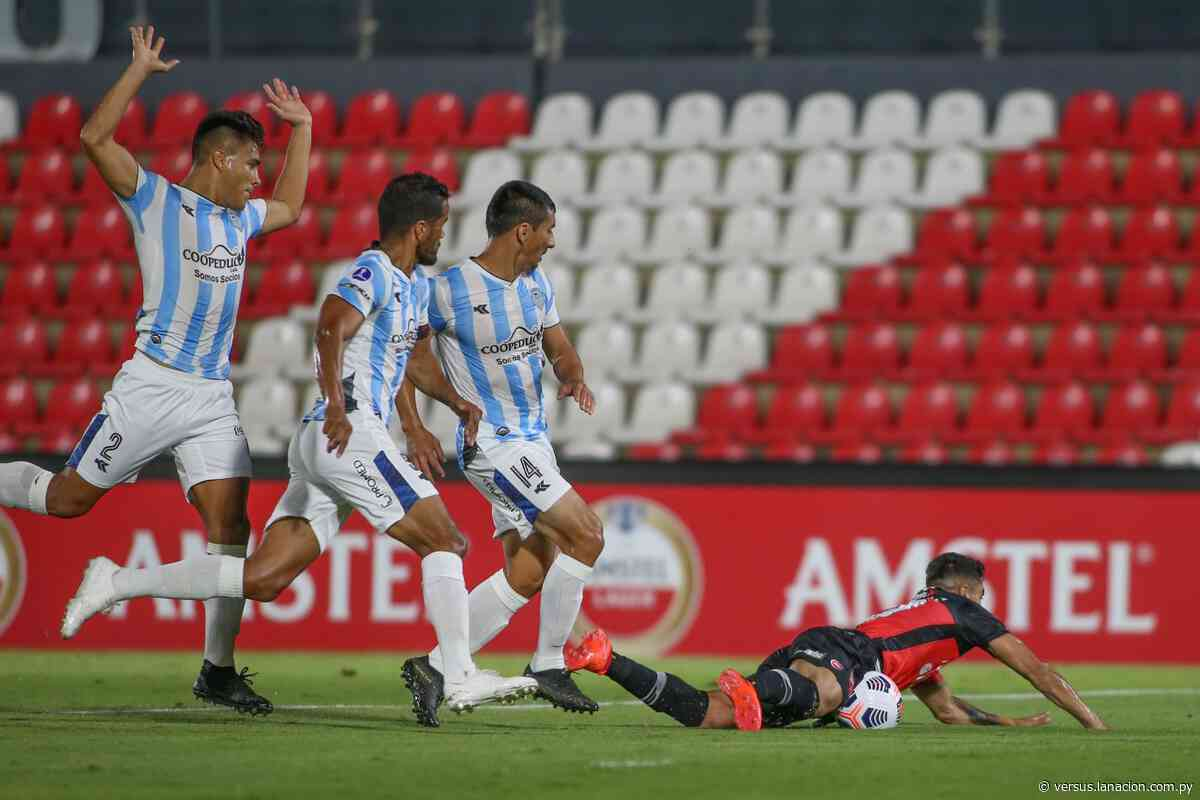 Guaireña recibe en Villarrica a un envalentonado River Plate - Versus