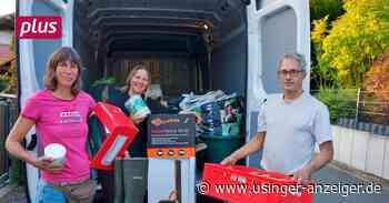 Karen Sander aus Pfaffenwiesbach hilft Tieren im Katastrophengebiet - Usinger Anzeiger