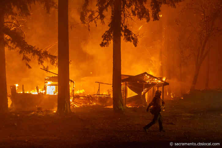 'It Looks Like a Horror Film': Dixie Fire Evacuee Shares Firsthand Perspective As Firefighters Battle Blaze
